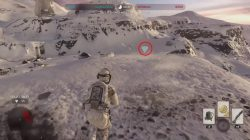 star wars battlefront hoth collectibles