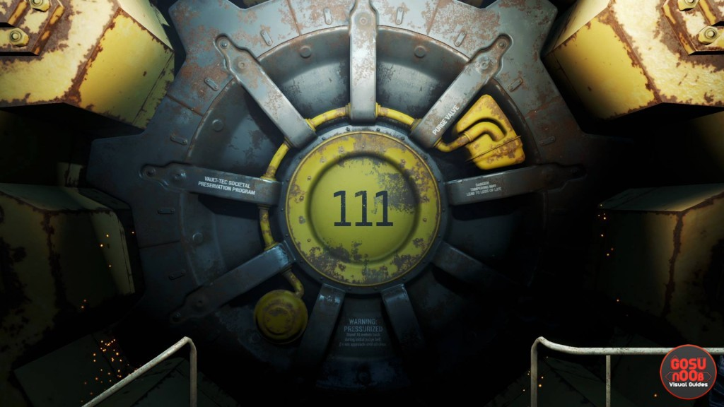 vault locations in fo4