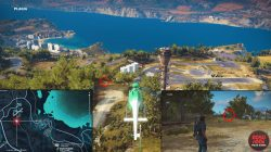 candle shrine location jc3 plagia