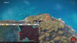 how to unlock mortar launcher jc3