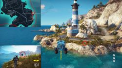 jc3 insula dracon collectible locations