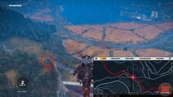 just cause 3 ancient tomb map locations prospere