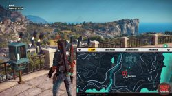 just cause 3 insula fonte rebel shrine locations