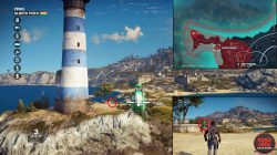 just cause 3 remember the fallen trophy
