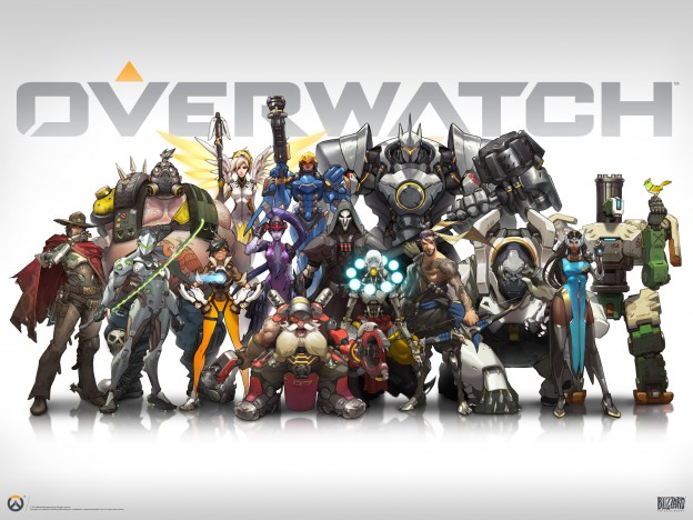 overwatch additional maps heroes free