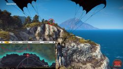 secret tombs in just cause 3