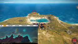 where to find ancient tombs jc3