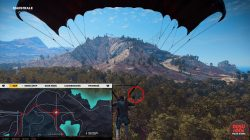 where to find ancient tombs maestrale jc3