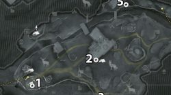 Tomb Raider Capture the Flag Challenge Soviet Installation Map