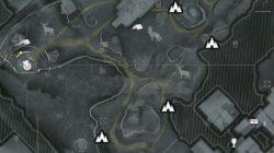 Tomb Raider Into Darkness Challenge Map