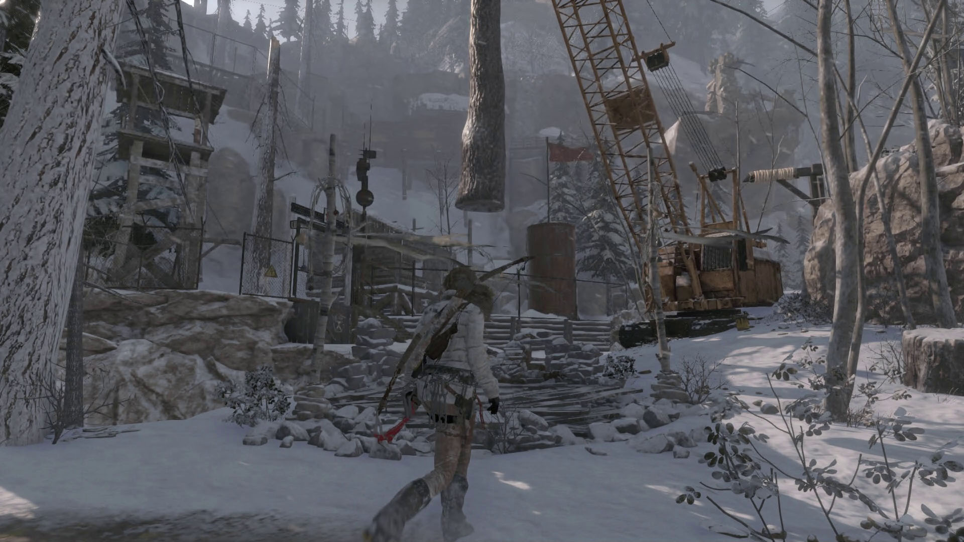 Soviet Installation Challenges Rise Of The Tomb Raider