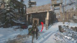 Tomb Raider Soviet Installation Challenge Data Corruption Map