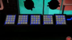 blue puzzles second room
