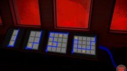 blue puzzles third room