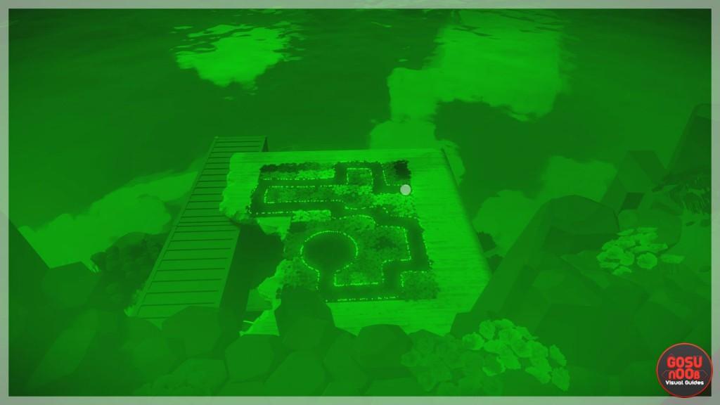 bunker greenhouse secret puzzle location solution black obelisk activation