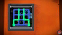 glass factory symmetry puzzle door the witness