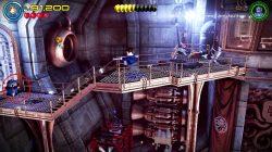 lego avengers minikit rail hydra mission base