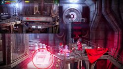 lego avengers rail hydra minikit red skull