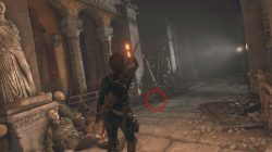 rise of the tomb raider abandoned mines document