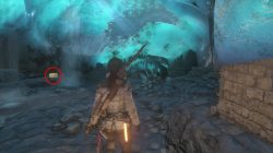 rise of the tomb raider glacial cavern collectibles