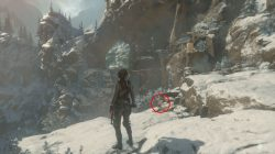 rottr explorer's satchel voice of god tomb