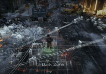 the division map details