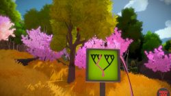 the witness pink tree puzzle solution