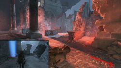 tomb raider coin cache abandoned mines