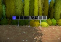 The Witness black and white squares puzzles
