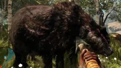 Far Cry Primal Animals Great Scar Bear