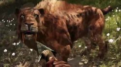 Far Cry Primal Animals Sabretooth Tiger