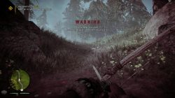 Far Cry Primal White Wolf Warning