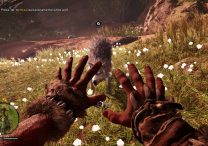 Tame White Wolf Far Cry Primal