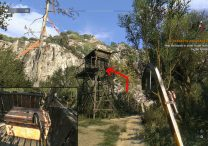 flame stabber blueprint location dying light