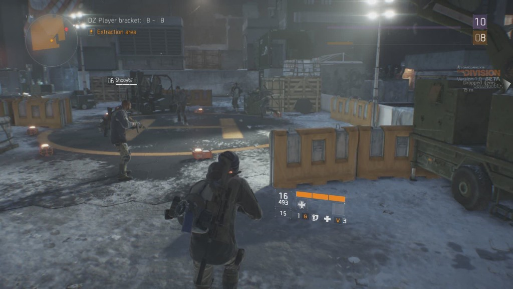 the division dark zone loot guide