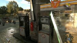 where to find fuel for buggy dying light the following