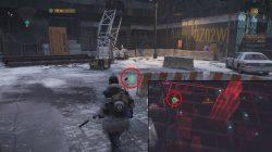 ECHO Dark Zone Checkpoint General Interview Parachute