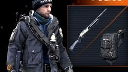 Police Pack Outfit Shotgun NY Bundle