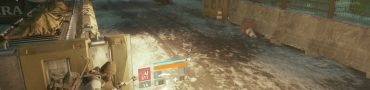 The Division Cover Combat Talents