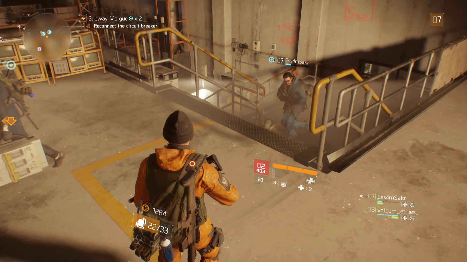 The Division Items Trading Group