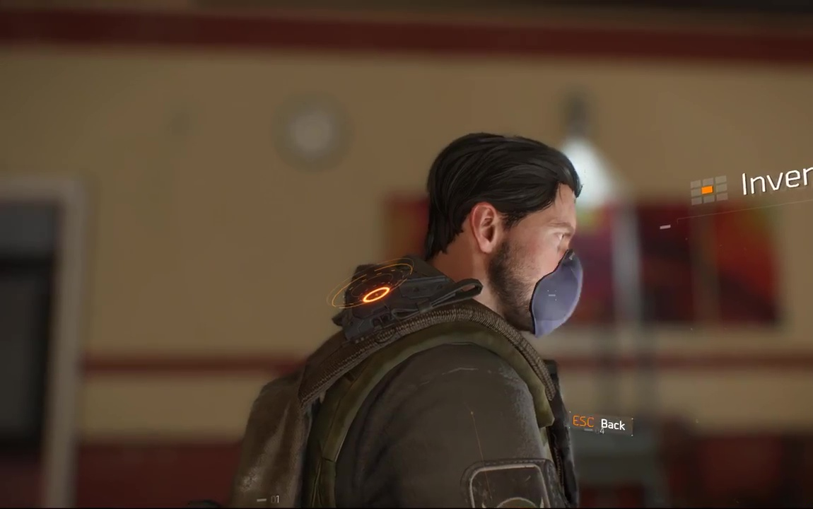 The Division Mask Glitch Appearance Guide