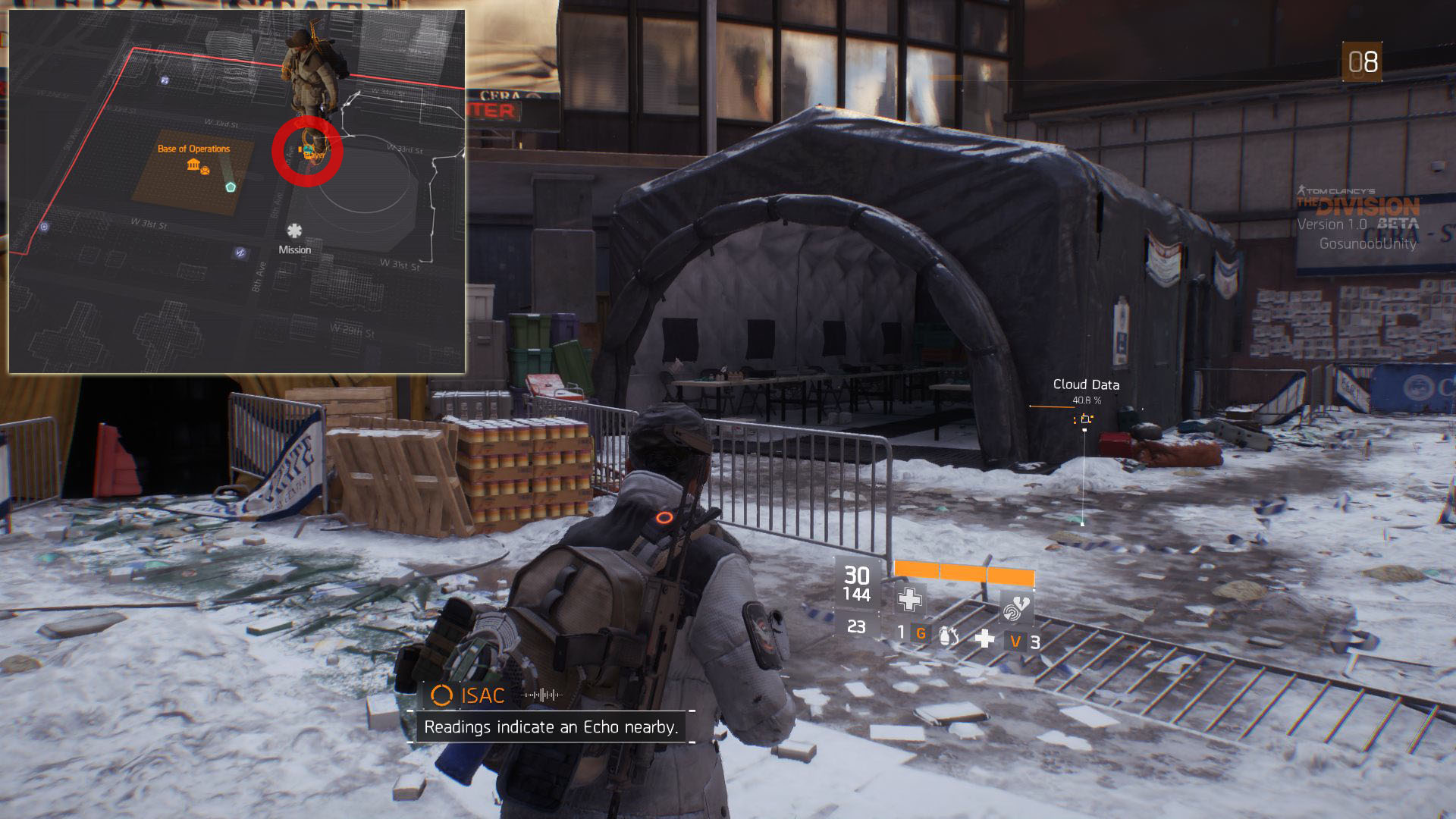 Pennsylvania Plaza Intel Collectible Locations | The Division