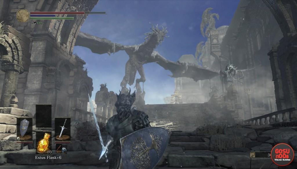archdragon peak ancient wyvern boss