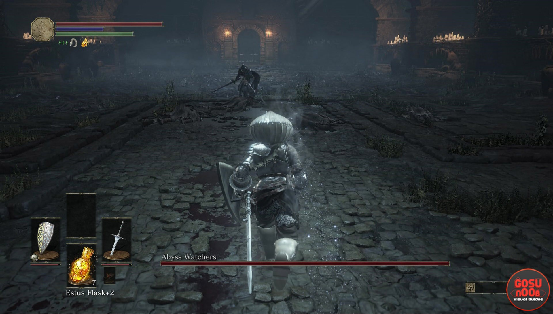 Abyss watchers boss guide dark souls 3 - Watchers dark souls 3 ...
