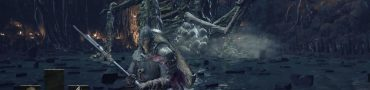 dark souls 3 curse rotted greatwood boss