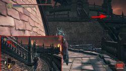 dark souls 3 estus shard castle roof