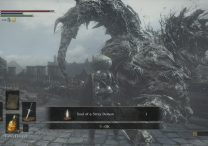 dark souls 3 soul of a stray demon