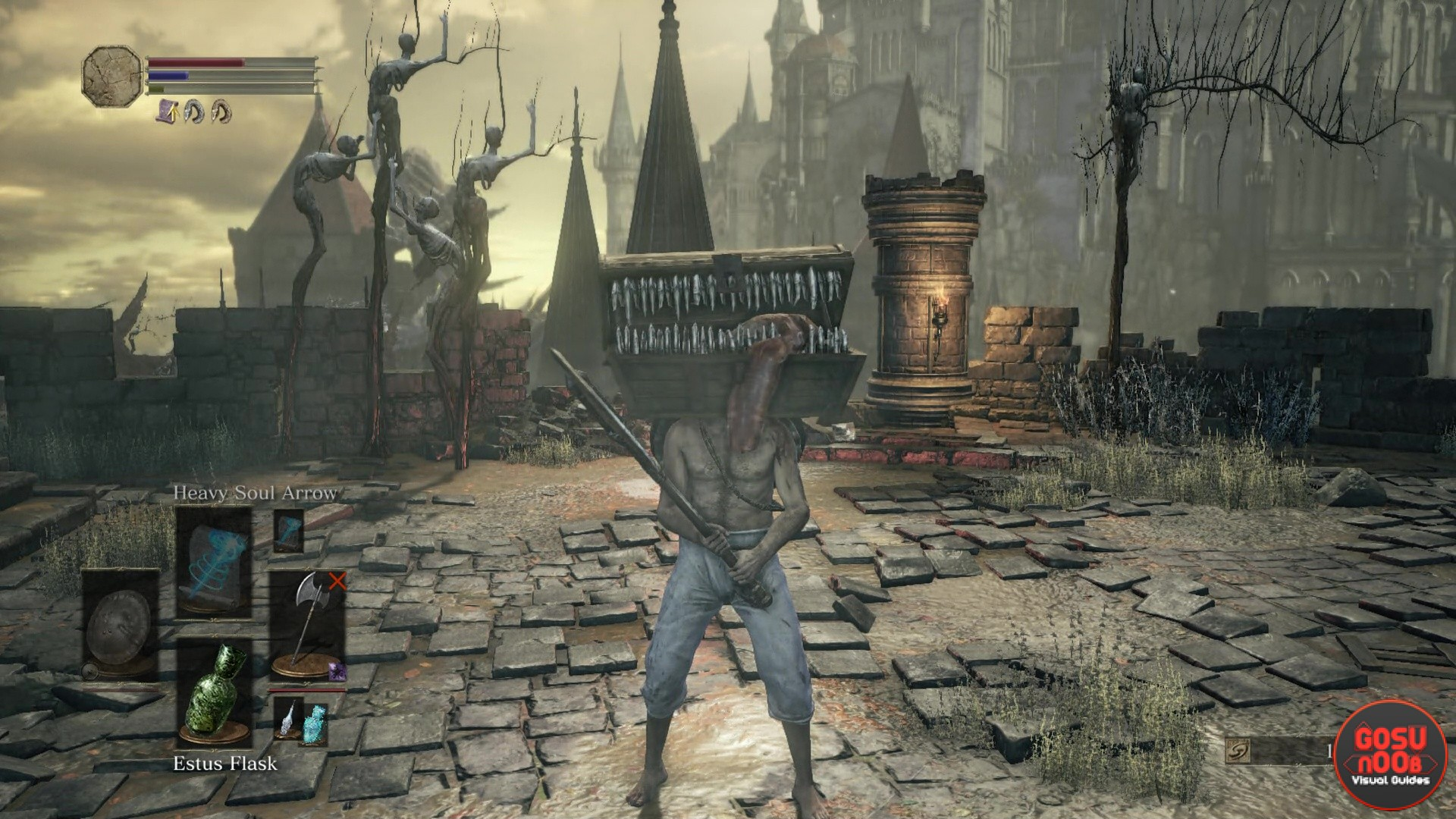 dark souls 3 symbol of avarice - How To Get The Mimic Head In Dark Souls 3