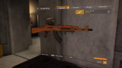 division weapon skins solid orange