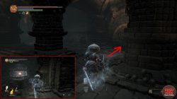 dks3 carthus catacombs illusory wall